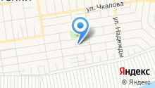 Донецкий на карте