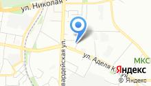 СнабженеЦ  - Комплексное снабжение строительных объектов на карте