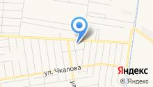 Автокомплекс на Розовой на карте