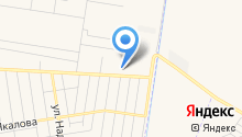 Альбатрос на карте
