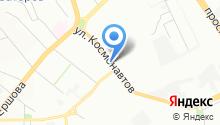 Chak-chak на карте