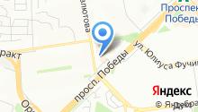 Авто-Сити+ на карте