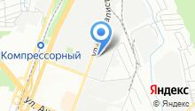 Велосипеды в Казани на карте