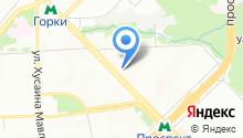 116 Вольво на карте