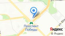 Сеть комиссионных магазинов на карте