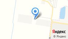 УниТех на карте