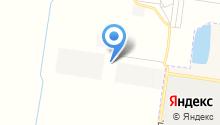 Овощевод на карте