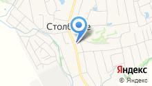 Церковь Казанских святых Гурия на карте