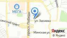 AIVEX на карте