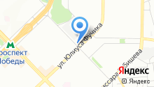 ALKOSTOR Реал на карте