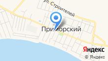 Приморское ЖКХ на карте