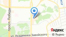 Amia на карте