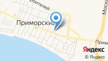 Карат-М на карте