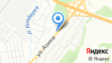ALARM MASTER на карте