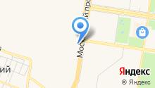 Chip-Lada на карте