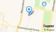 LADA-EXPERT на карте