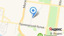 Капкан на карте