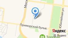 Ермолино на карте