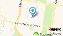 Мастерская по ремонту обуви на карте