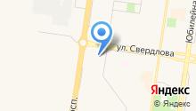 ТДТ на карте