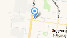 Арлан Авто на карте