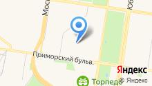 МЭТ на карте