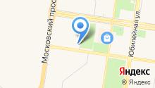 IT сервис на карте