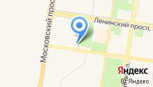 Kosmos RUS на карте