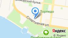 Премьера на карте