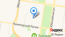 Хлебное место на карте