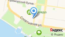 Europcar на карте