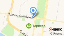 ВазОптТорг на карте