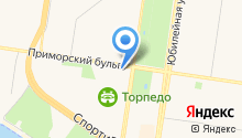 АВТО-АЛЬЯНС запчасть на карте