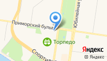 АВТО-АЛЬЯНС на карте