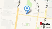 MAX-GAS на карте