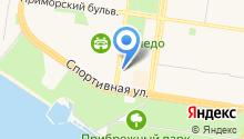 АГЗС на Революционной на карте