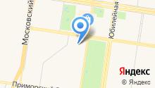 Хореографическая школа им. М.М. Плисецкой на карте