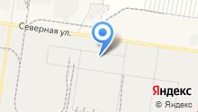 Автоном на карте