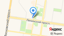 Янтекс на карте