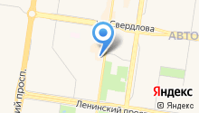 AJOUR на карте