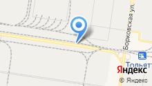 Мапарм на карте
