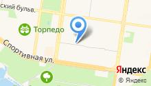 BEERжа на карте