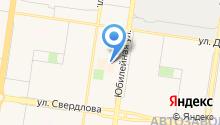 Linkeed на карте