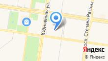 100 ТОНН-СЕРВИС на карте