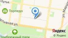 Ямщик на карте