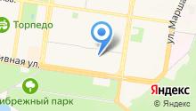 Cuerpo на карте