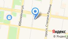 Di Service на карте