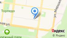 Emexs на карте