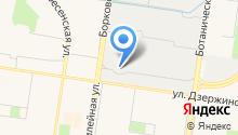 МАРШ на карте