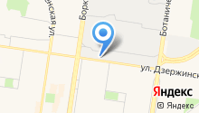Интер-Авто на карте